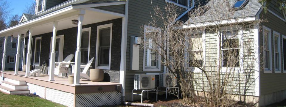 Heat Pumps in Vermont