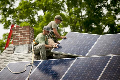 Solar Installations in Vermont