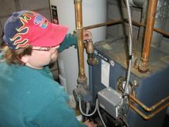 Boiler Service in Vermont