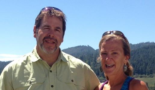 David and Susan White