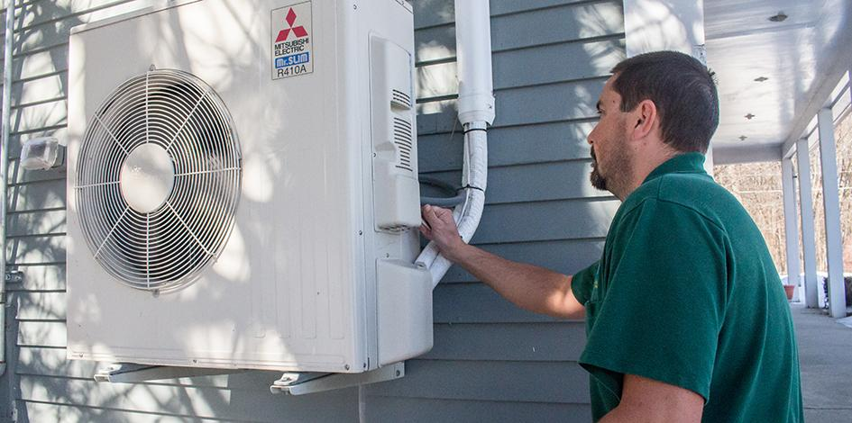 Heat Pumps from the Energy Co-op