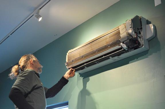 Heat Pump Cleaning and Maintenance