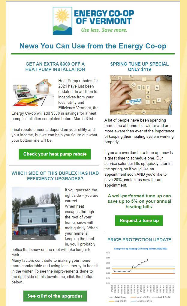Newsletter February 21