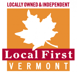 Local First Vermont Logo