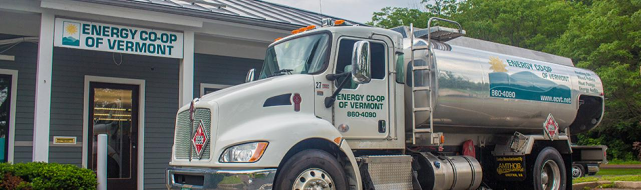 Energy Co-op of Vermont Colchester Vermont Office