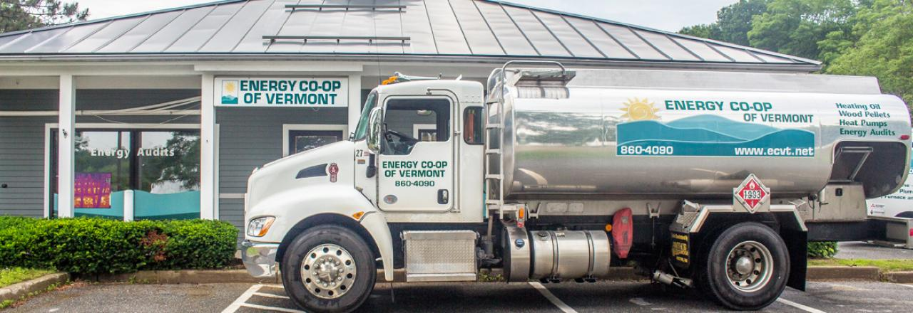 ECVT Truck Oil Delivery