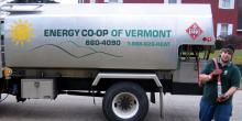 Delivering Kerosene in Vermont