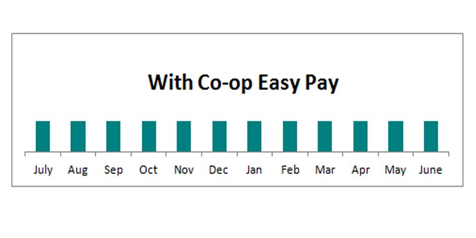 Co-op Easy Payment Plan