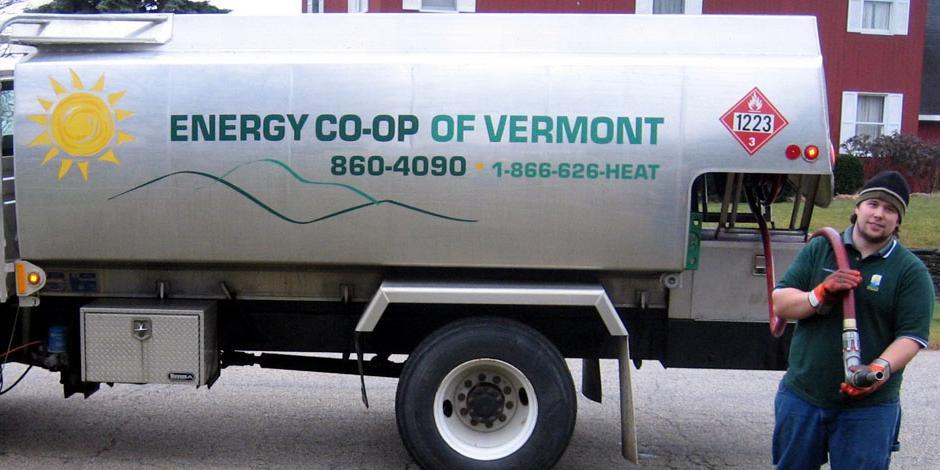 Delivering Kerosene in Vermont