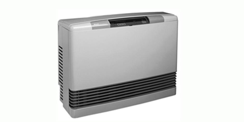 rinnai space heater