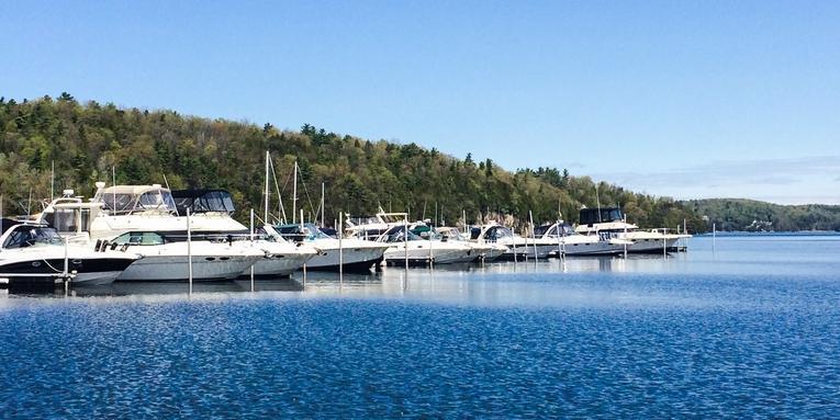 Mallets Bay, Colchester Vermont